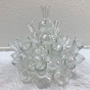 Other - Vintage Scientific Beaker Bud Vase Centerpiece